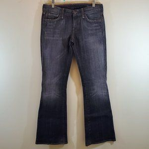 Citizens of Humanity Boot Cut Jeans Cut 1371